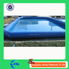 giant blue inflatable pool adult size inflatable pool for sale