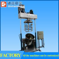 shoe cream mixing machine, shoe polish making machine, shoe polish mixing tank