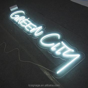 Flexible Led Neon Lighting Signs