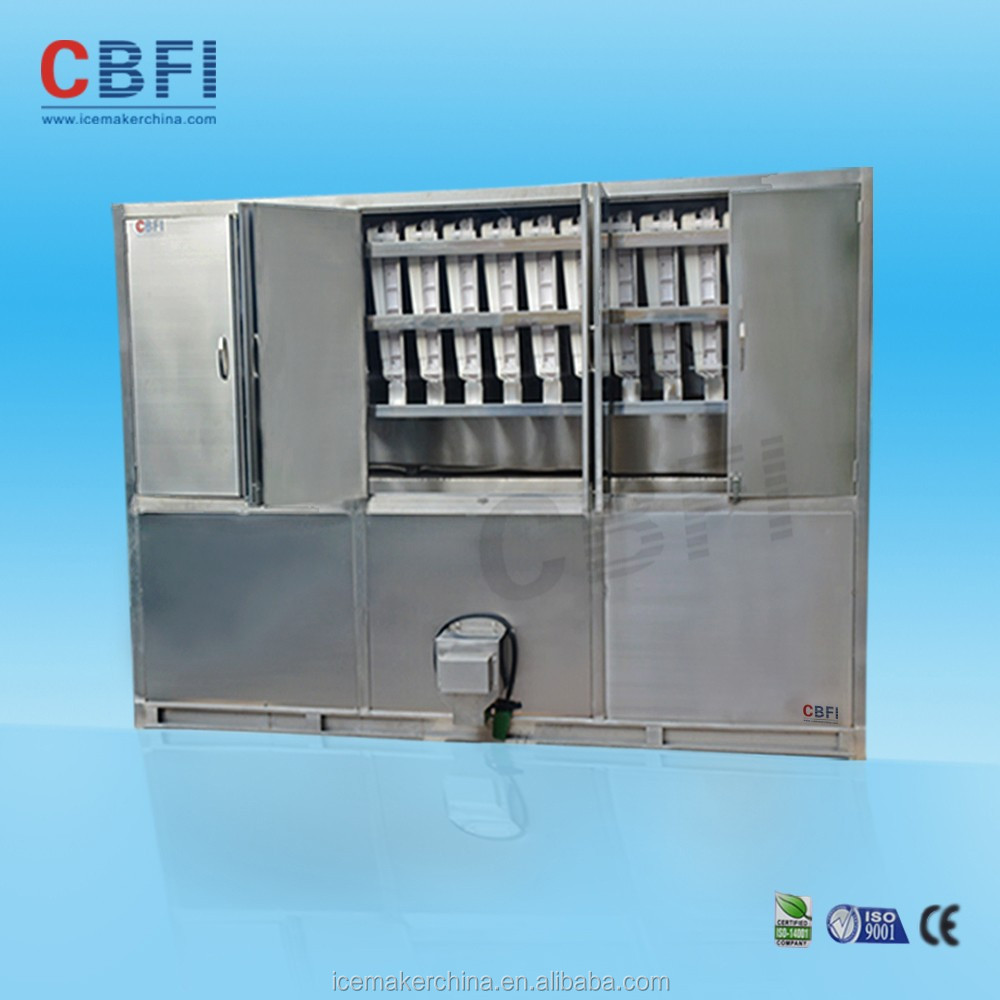 Commercial Best Ice Cube Making Machine in Alibaba Website