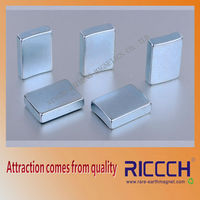 NdFeB Motor rare earth magnet manufacturers in China