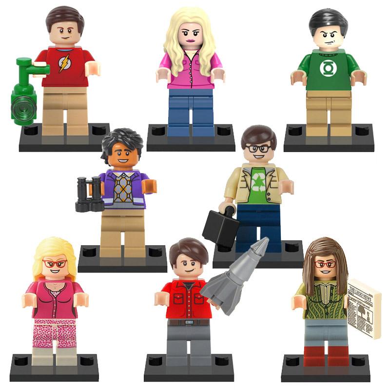 Big Bang Theory Figuren