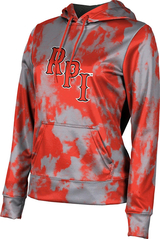 ProSphere Rensselaer Polytechnic Institute University Girls' Pullover Hoodie - Grunge