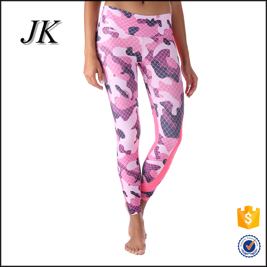 Custom Printed Sexy Yoga Pants/Leggings Dry Fit Wholesale Running Tights