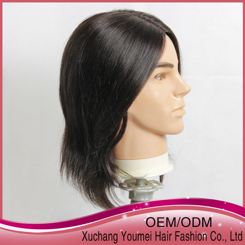 Mannequin Heads Long Hair Compeion Human Training Head Oem Best Quality
