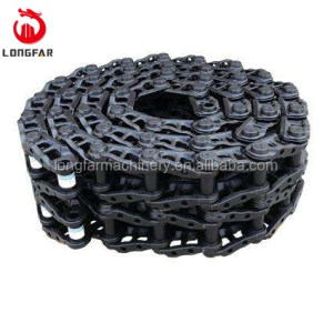 excavator undercarriage parts PC200-5/6 track link/track chain,track link assy 45 links