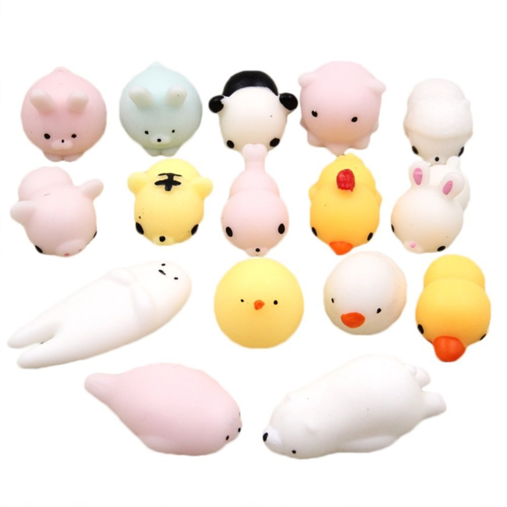 Squishy Stretchy Animals : Kawaii Cute Slow Rising Animal Hand Toy Squeeze Kids Toy - Buy Squeeze Plastic Animal Toys ...