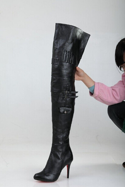 Sale Thigh High Boots Boot Hto