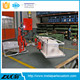 Lifting manipulator with vacuum gripper for handing Ceramic washstand