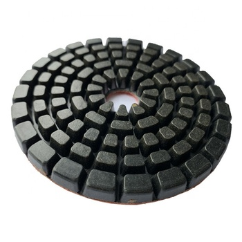 100MM Resin grinding tool clearing disc diamond floor polishing pad for concrete coating removal