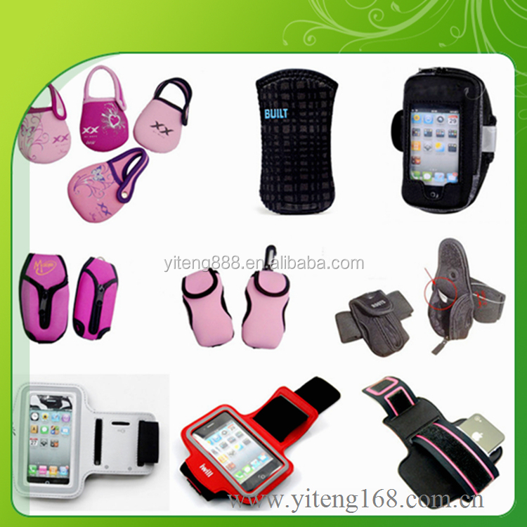 Hot selling ! Neoprene sports arm bag Mobile Phone pouch