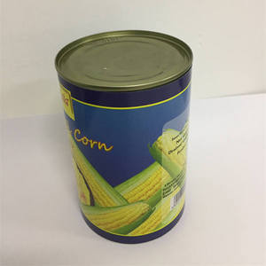 Green Food Fresh Canned sweet corn For sale