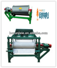 one drum with high intensity permanent dry magnet separator for nepheline syenite