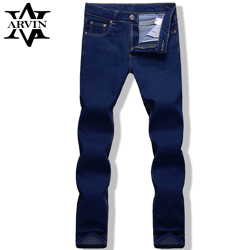 62bc60ef Get Quotations · New Fashion Designer Mens Jeans Straight and Slim Fit jeans  For Men Famous Brand Robin Jeans