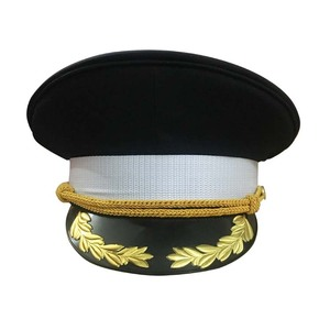 62b25441d6a Military Peaked Cap