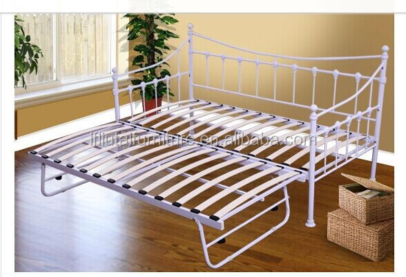 Home Furniture Iron Steel Sofa Bed Hot