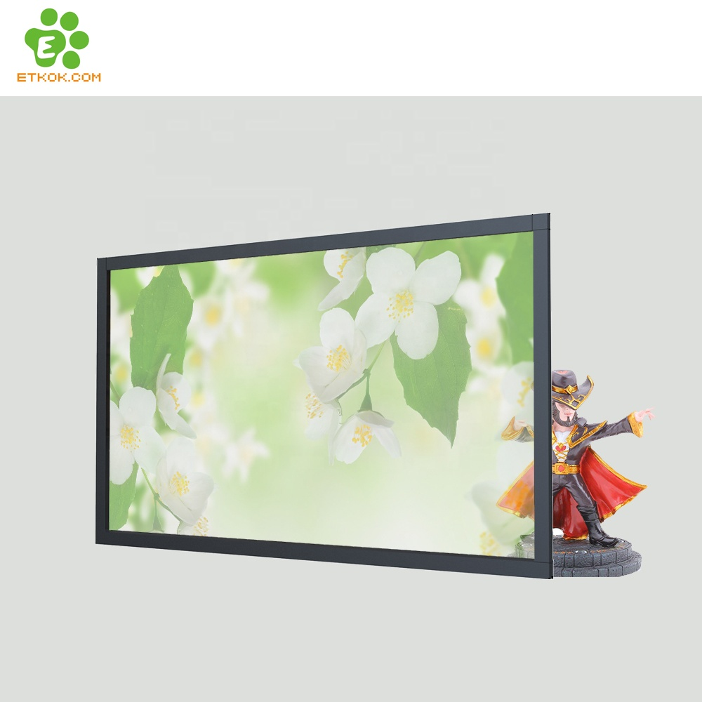 "(High) 저 (감도 15 ""-100"" 인터랙티브 multi touch screen 호 일 에 (gorilla glass) ETK040202"
