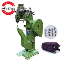 Luggage making/riveting machine product