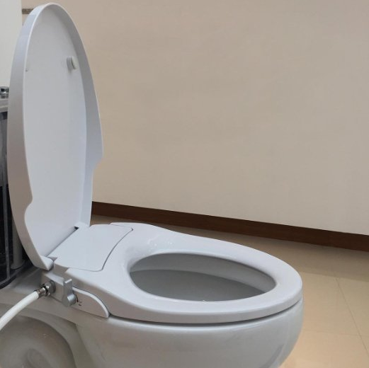 Soft Close Toilet Seat Cover Hinges With Washing Function