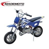Kids Cross Mini Gasoline Dirt Bike 2 stroke 49cc Pull Start Max