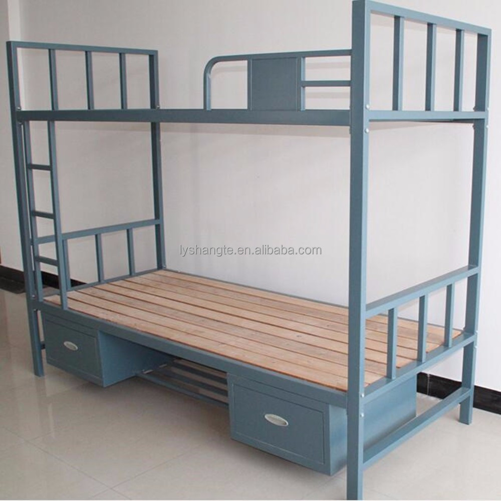 Steel double deck bed - Double Steel Bed Double Steel Bed Suppliers And Manufacturers At Alibaba Com