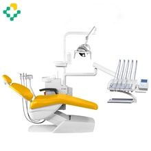 Porzellan dental produkte st 3603 dental einheit mit top montiert tablett
