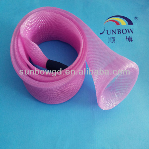 Flame-Retardant cotton cable sleeve pet expandable sleeving