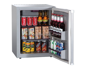 Lockable Single Door Refrigerator No Noise Mini Cooler 30L