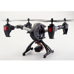 Flying 16mins FPV RC Drone JD-11 2.4G 6Axis A Key Return Quadcopter with HD Camera