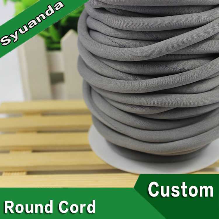 Round Strong Latex Rubber Cord