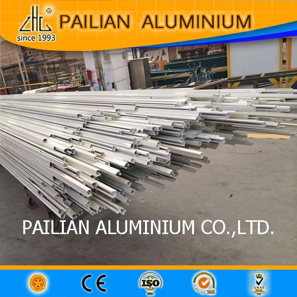 Great!!High quality extruded aluminum rail,aluminum curtain rail track,aluminium curtain rail profile