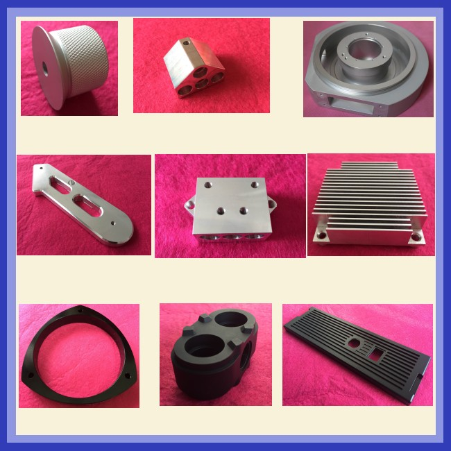 Suzhou CNC manufacture customized cnc machine part