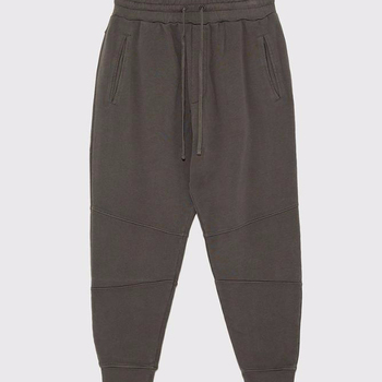Luxe Broek Panel Cuffed Comfortabele Fitness Heren Joggers