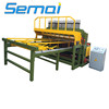 Semai Factory 2.5m Width Automatic Welded Wire Mesh Fence Panels Making Machine