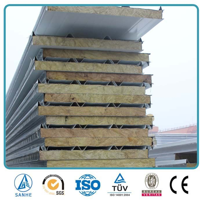 Environmental structural insulated metal sandwich panel for Sips panel prices