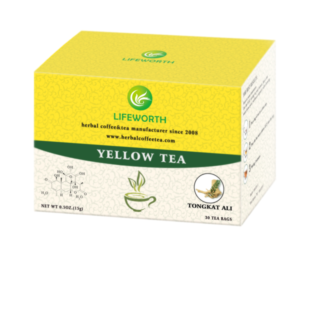 Lifeworth male enhancement tongkat ali yellow tea - 4uTea | 4uTea.com