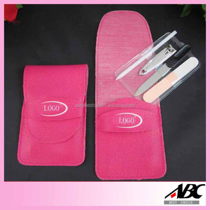 Mini promotional manicure gift sets