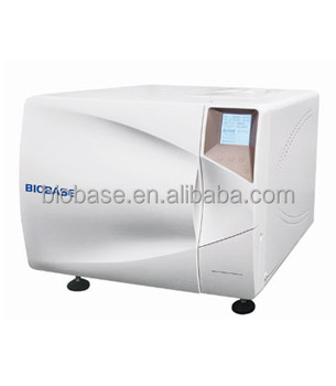 BIOBASE Manufacture 24-80L Class S Series Table Top Autoclave
