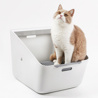 PETKIT New Luxury Detective Automatic Deodorizing Cat Litter Box with Easily Detach and Clean