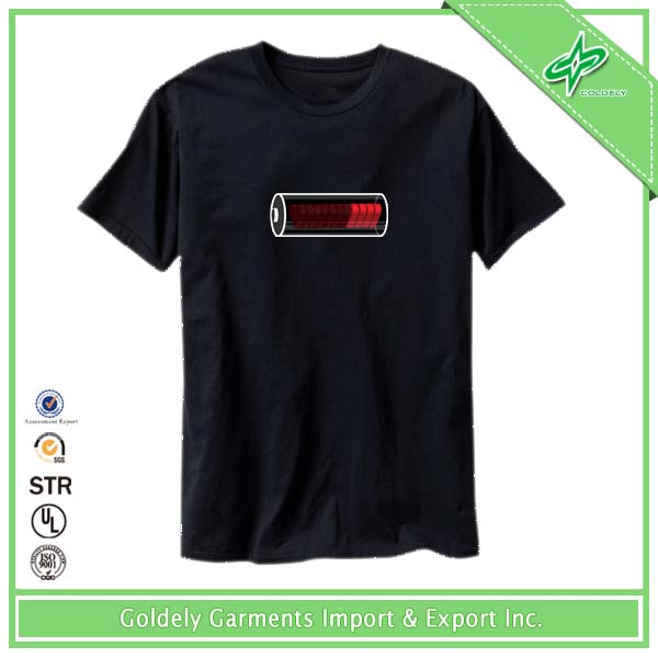 Fashion Paint For T-shirt With High Quality Round Neck Short Sleeve T-shirt