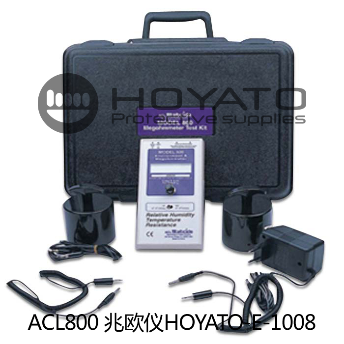 Wholesale HOYATO high quality cheap anti static antistatic esd ACL800 Megohm Meter