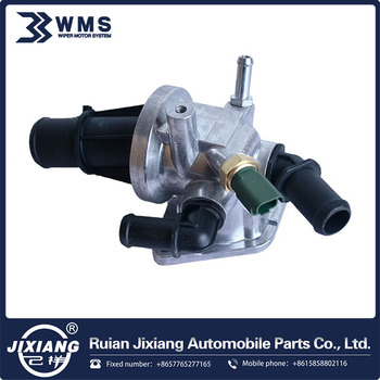 Auto Engine Coolant Thermostat Housing Assembly For Suzuki Fiat Lancia  Vauxhall 0055182499 55224023 17690-84e51-000 1338841 - Buy Engine  Thermostat