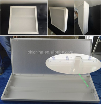 Super Material 2x4 Led Troffer 48w With Ul Cul Dlc Certificate ...