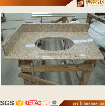 Commercial BEIGE GRANITE kitchen countertops with best FACORY price