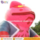 Decoration used inflatable frog,inflatable red frog cartoon character