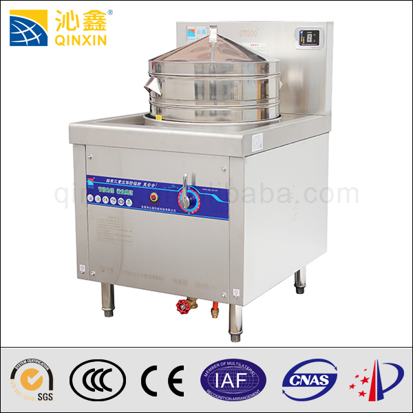 Electric Steam Cooker ~ Best quality stainless steel electric steamer commercial