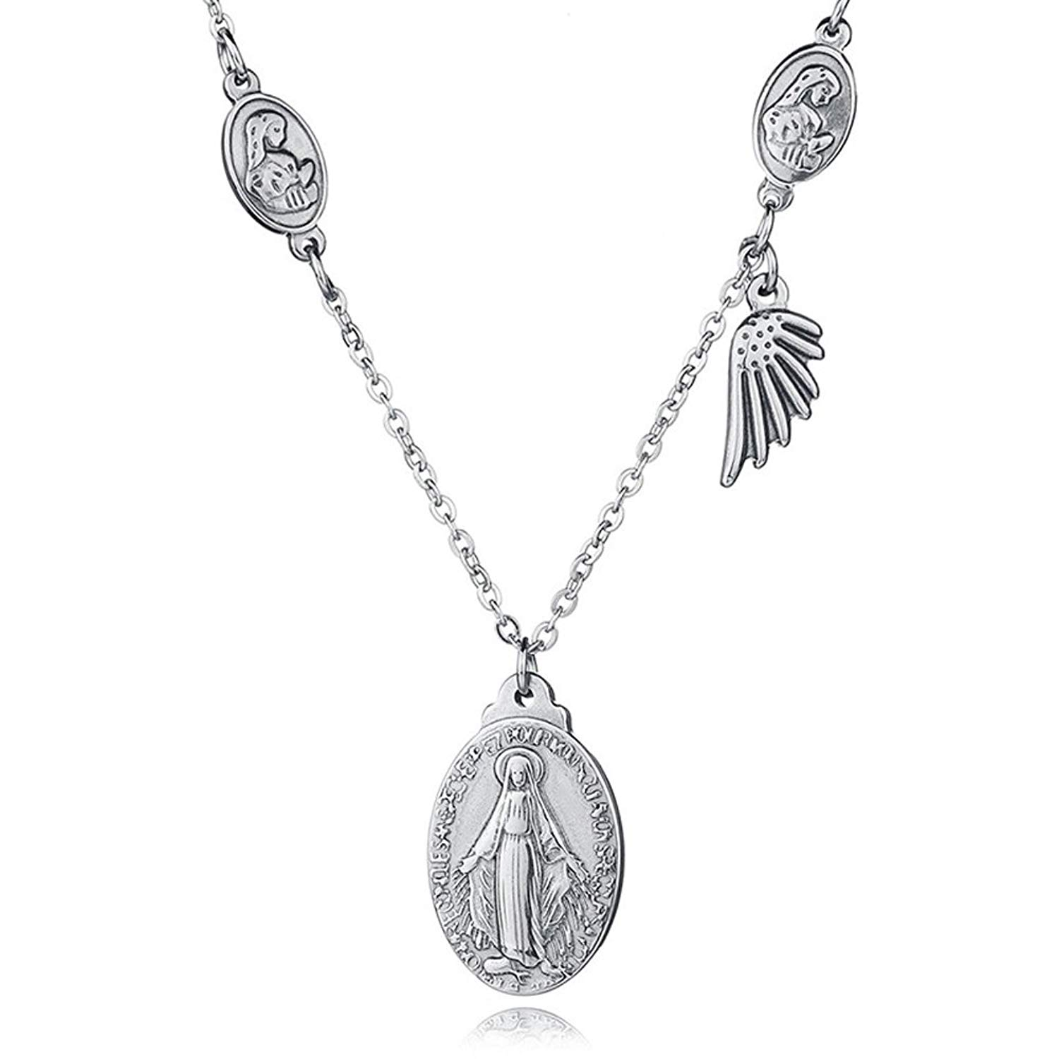Cheap Miraculous Medal Necklace Find Miraculous Medal Necklace