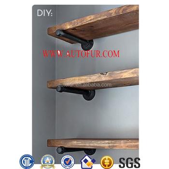 Diy Industrial Black Iron Pipe Multi Racks Book Shelves Buy