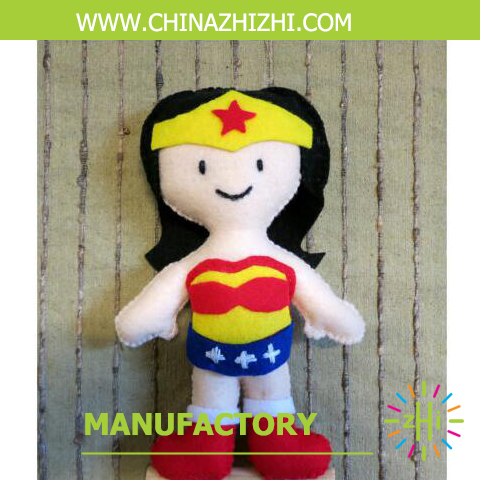 2016 new toys for kids, hot sale high quality superman toys, lovely baby toy