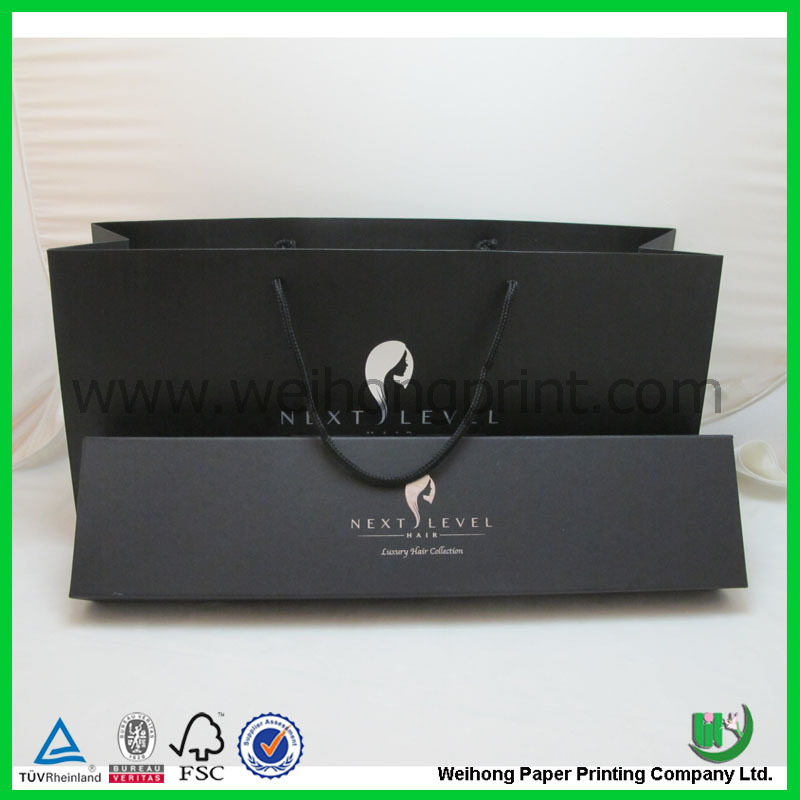 China Custom Hair Extension Bags And Boxes Wholesale Buy